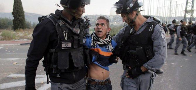 İsrail Filistinli Gazeteciyi Tutukladı