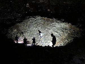Reyhanlı'da Boş Arazide Patlama