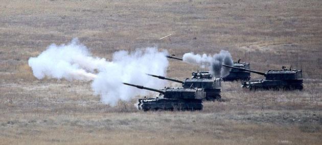 Türkiye PKK'yı Karadan da Vurdu!