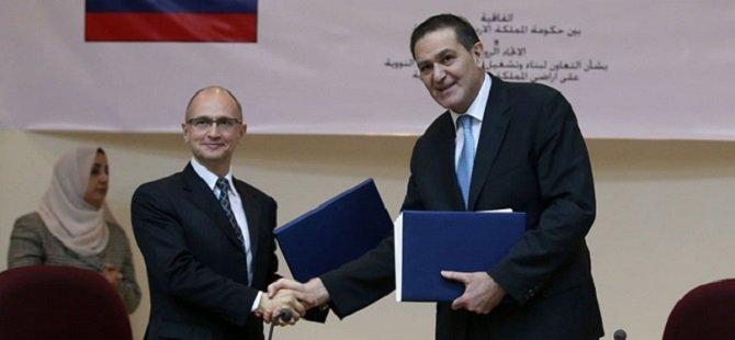 Ürdün'ün Rusya İle Nükleer Santral Anlaşması