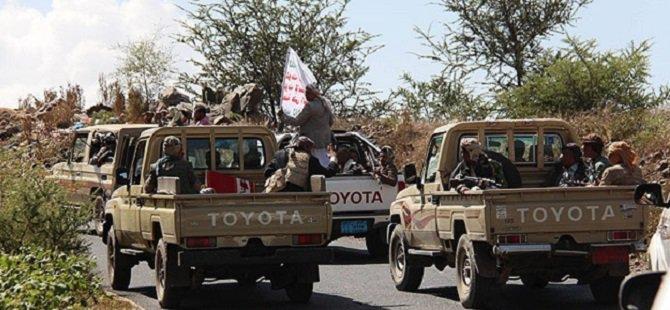 Husi Militanları Aden'e Ulaştı