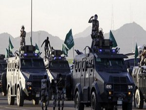 Suudi Arabistan'dan Yemen'e Askeri Müdahale