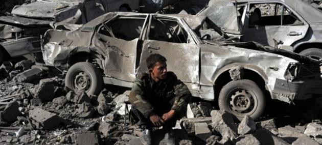 Yemen'deki Hava Operasyonunda Siviller de Öldü