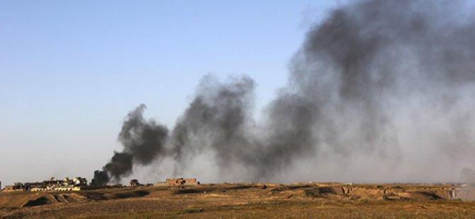 ABD Tikrit'e 17 Kez Hava Saldırısı Düzenledi