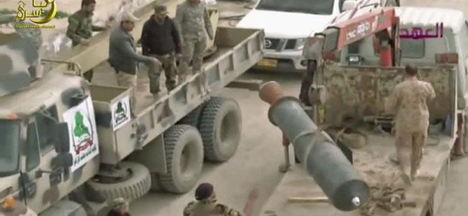 Iraklı Milis Grupları İran Füzeleriyle Gövde Gösterisi Yapıyor!