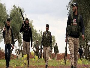 Direnişçilerin İdlib İlerleyişi Sürüyor