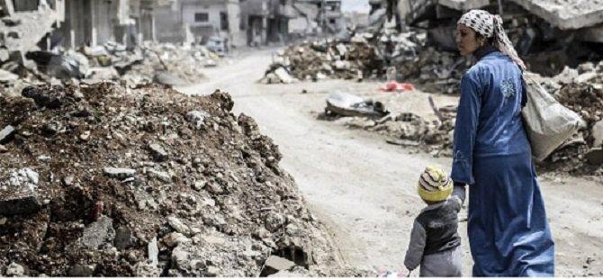 Suriye'de Yaşam Süresi 20 Yıl Azaldı