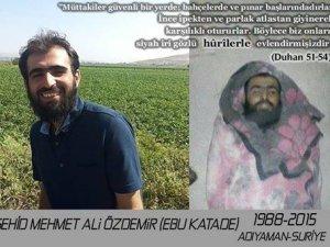 Suriye'de 2 Türkiyeli Daha Şehid Düştü