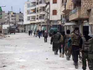 İdlib'de Minarelerden Tekbirler Yükseliyor