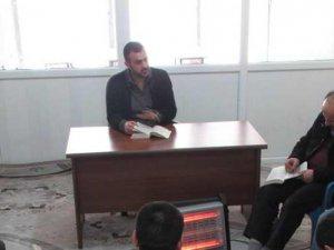Muş Özgür-Der'de Cemaat-i İslami Ele Alındı