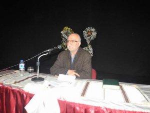Kahta'da 'Üç Tarzı Siyaset ve Ümmet' konferansı