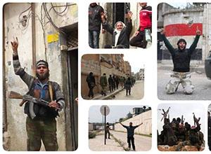 İdlib'in Fethine Humus'tan 300 Mücahid Katıldı