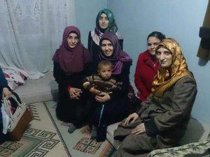 Elazığ'daki Suriyeli Muhacirler Ziyaret Edildi