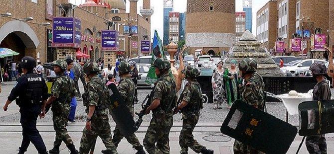Çin, Doğu Türkistanlı 8 Müslümanı Katletti