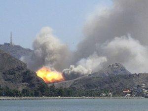 'Husiler Aden'de Başkanlık Sarayı'ndan Çekildi'