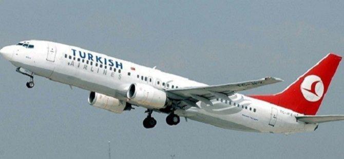THY Uçuşları Saat 08.00'e Kadar Durduruldu