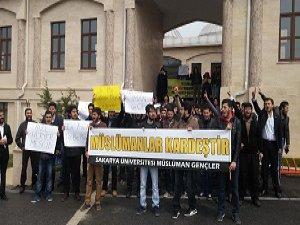 Sakarya'dan ODTÜ'deki Tahammülsüzlüğe Kınama