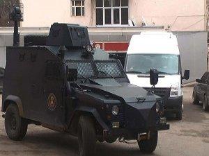 Antalya'da DHKP-C Operasyonu: 19 Gözaltı
