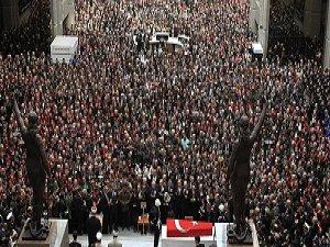 O Gazete ve TV'ler Savcının Cenazesine Alınmadı