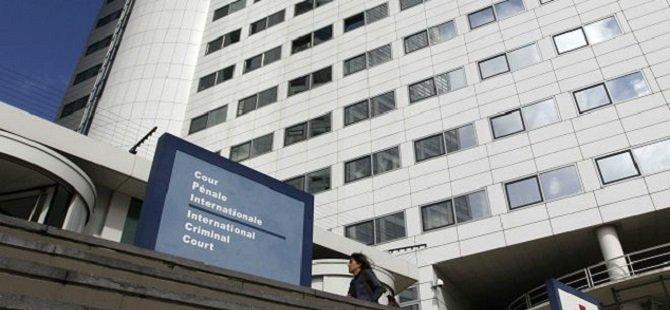 Filistin Halkı İsrail'i UCM'ye Şikayet Etti