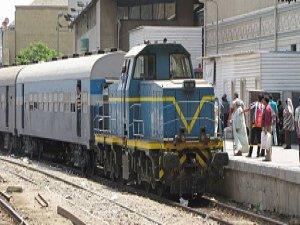 Mısır'da Trene Silahlı Saldırı