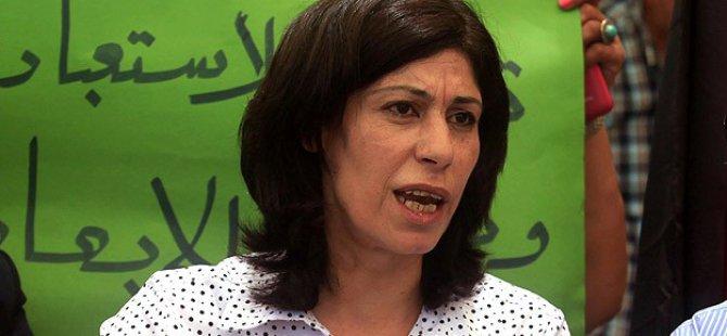 İsrail Filistinli Milletvekili Cerrar'ı Gözaltına Aldı