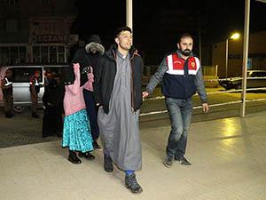 9 İngiliz Vatandaşı Suriye'ye Geçmeye Çalıştı