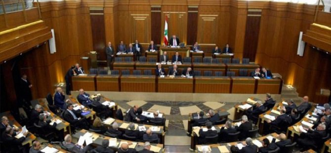 Lübnan 29'uncu Kez Cumhurbaşkanını Seçemedi