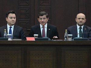 Başbakan Davutoğlu İstihdam Paketini Açıkladı