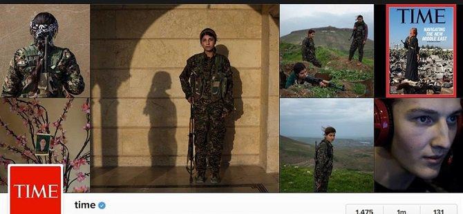 TIME'dan PKK Propagandası