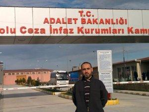 Rıdvan Çağrıcı Kardeşimiz Nihayet Tahliye Edildi