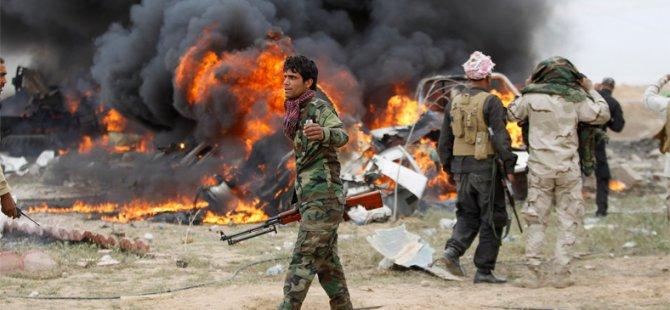 """""""Şii Milisler Tikrit'i Yağmalıyor"""""""