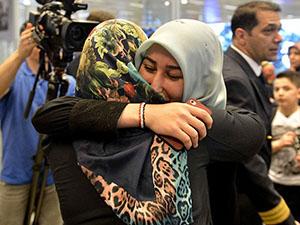 Sana'daki 185 Türkiye Vatandaşı İstanbul'a Getirildi