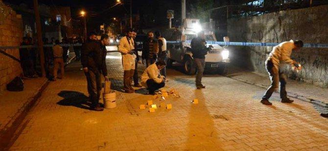 YDG-H Nusaybin'de Bir Eve Silahla Saldırdı