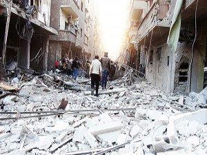 IŞİD Yermuk'ta Bazı Bölgeleri Nusra Cephesi'ne Bıraktı