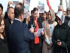 CHP'li Avcılar Belediyesi'nin Mescit Yıkımına Protesto