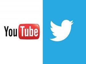 Youtube ve Twitter Erişime Açıldı