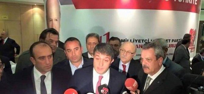 MHP'li Erkan Haberal Gözaltında