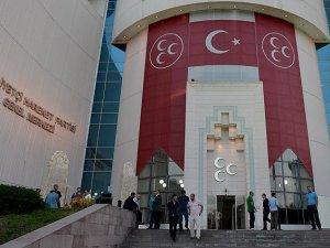 MHP'de Olağanüstü Kurultay Talebiyle Açılan Dava Başlıyor