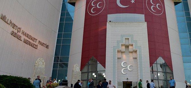 Bahçeli: 'MHP Seçim Hükümetine Üye Vermeyecek'