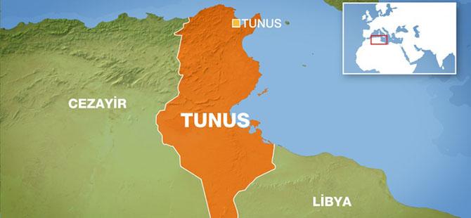 Tunus'ta Askerlere Saldırı: 4 Ölü