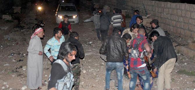 Rejim Bayırbucak Türkmenlerine Saldırıyor