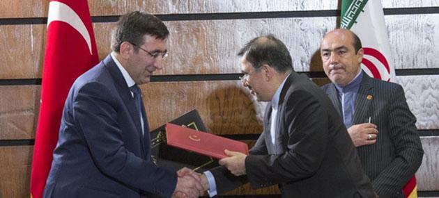 Türkiye ve İran Arasında 8 Anlaşma İmzalandı