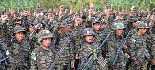 Moro İslami Kurtuluş Cephesi Silah Bırakıyor