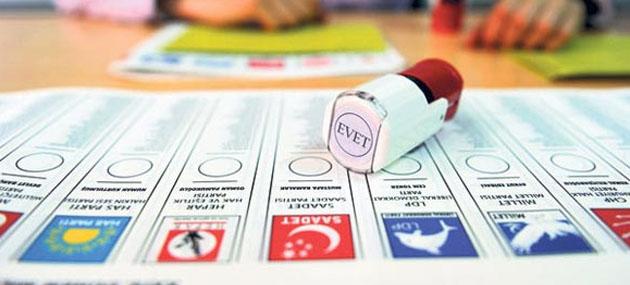 11 Parti Seçime Girmiyor; 19 Parti Yarışacak!