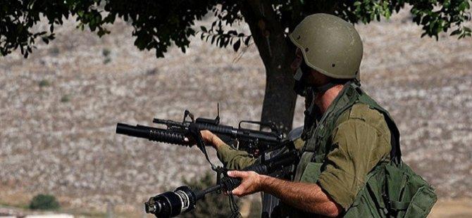 Siyonist Güçler 1 Filistinliyi Katletti