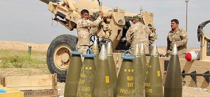 ABD, Irak'a Yaklaşık 2 Milyar Dolarlık Silah Satışını Onayladı