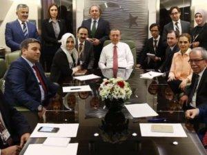 Erdoğan: Bizim İçin Esas Olan İslam'dır