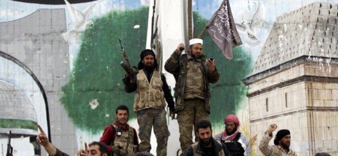 Direniş Örgütleri Deraa Cephesinde Birleşiyor