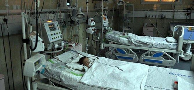 Gazze'de Patlama: 2 Yaralı